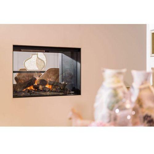 Dimplex - najlepsze ceny Wkład kominkowy do zabudowy e-matrix 800/500 st z wnętrzem na przestrzał, frontowy - super wiosenna promocja