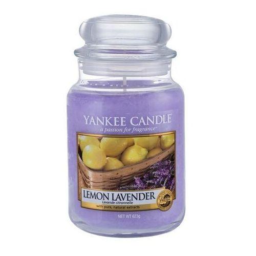 lemon lavender 623g duża świeca szybka wysyłka infolinia: 690-80-80-88 marki Yankee candle