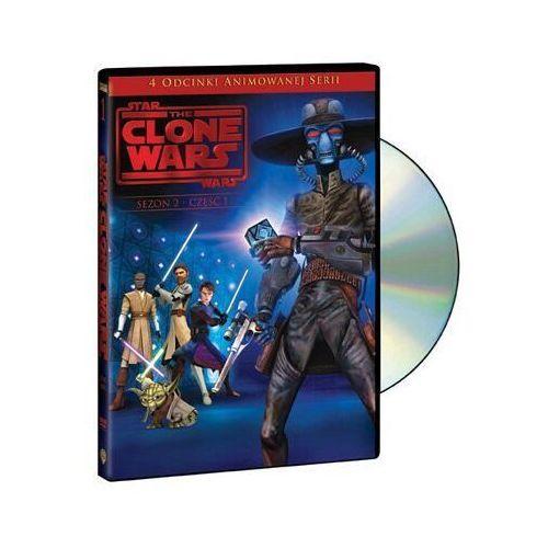 Galapagos films Gwiezdne wojny: wojny klonów, sezon 2 część 1 7321909282421 (7321909282421)