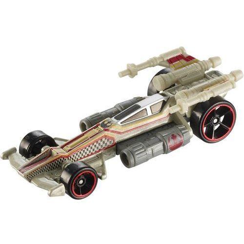 Autostatki Kosmiczne Star Wars HOT WHEELS X-Wing Fighter