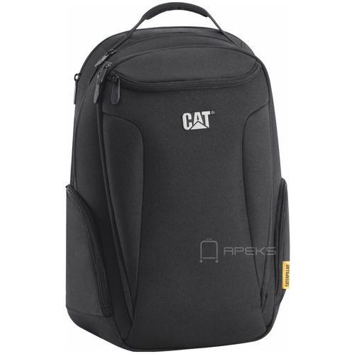 "Caterpillar ADVANCED plecak miejski na laptopa 15,6"" CAT / Black, kolor czarny"