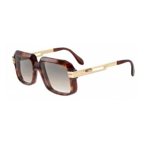 Okulary słoneczne 607-2s 080-3 marki Cazal