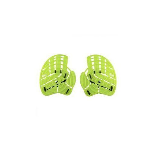 Pływackie paczki strength paddle m zielone marki Michael phelps aqua sphere