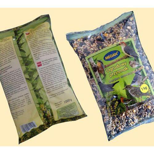 OKAZJA - ogrodowy przysmak dla dzikich ptaków 1kg marki Megan