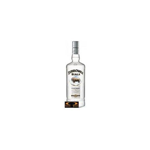 Polmos białystok Wódka żubrówka biała 0,7l (5900343001915)