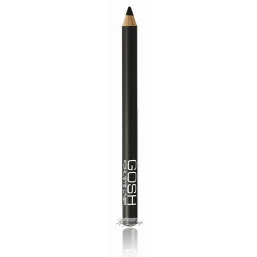 GOSH - Kohl Eye Liner - Kredka do oczu - BLACK, 1462