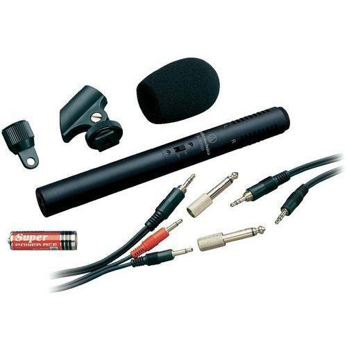 Mikrofon do kamery  atr6250, rodzaj transmisji danych: bezpośrednia, gorąca stopka marki Audio technica
