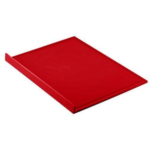 Deska do krojenia Kitchen Active Design czerwona, 29280055