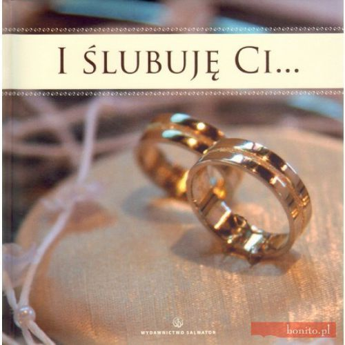 I ślubuję ci... z płytą CD - Ewa Stadtmuller (kategoria: Albumy)
