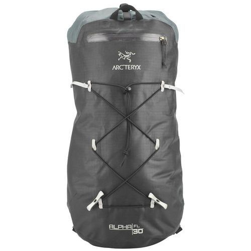 Arc'teryx alpha fl 30 plecak czarny 2019 plecaki