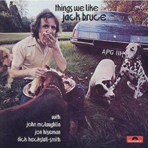 THINGS WE LIKE (REMASTERED) - Jack Bruce (Płyta CD)