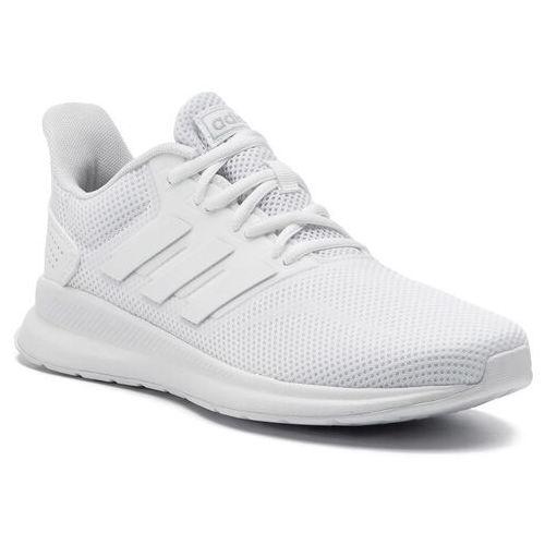 Buty adidas Runfalcon F36215 FtwwhtFtwwhtCblack Ceny i opinie Ceneo.pl