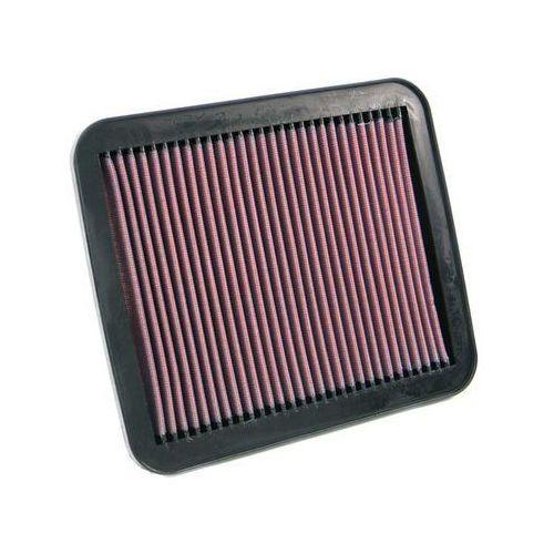 Filtr powietrza wkładka K&N SUZUKI Grand Vitara 2.5L - 33-2155 z kategorii Filtry powietrza