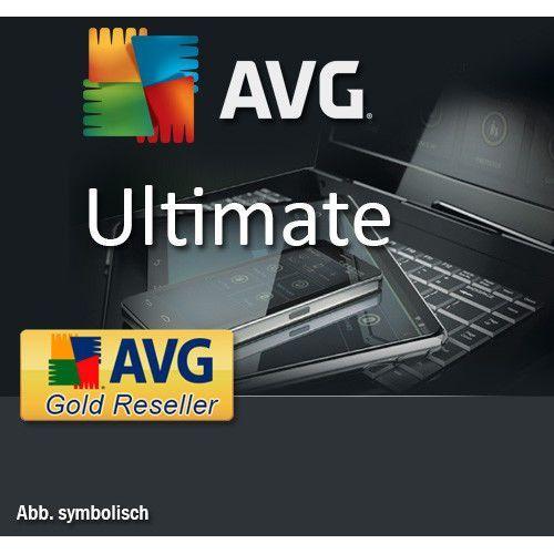 Avg ultimate bez limitu urządzeń / 1 rok