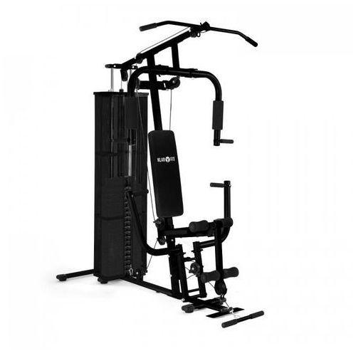 ultimate gym 3000 wielofunkcyjny atlas stanowisko treningowe czarny marki Klarfit