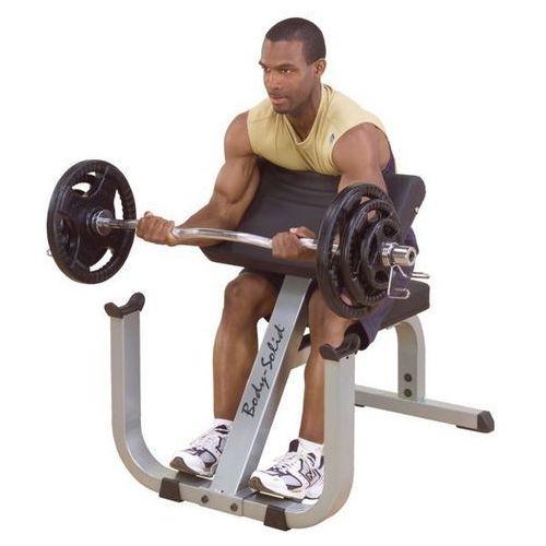 Ławka do ćwiczeń Modlitewnik Body-Solid Curl Bench GPCB329 (8595153611460)