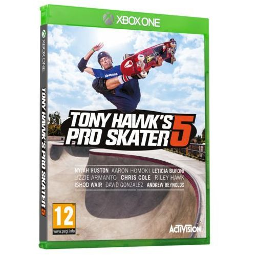 OKAZJA - TONY HAWK'S PRO SKATER 5 (Xbox One)
