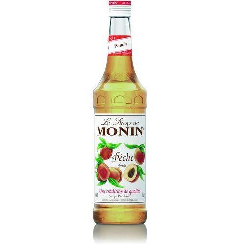 Syrop smakowy Monin Peach, brzoskwinia 0,7l