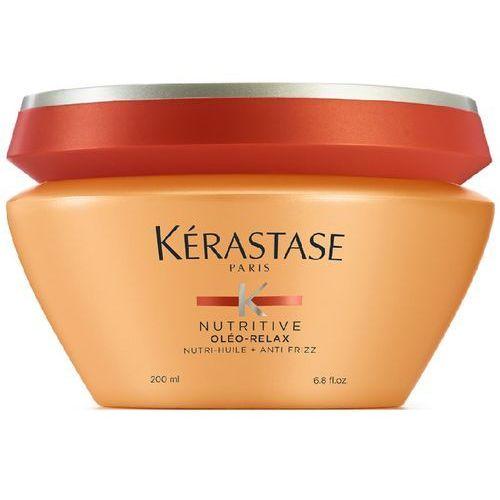 Kerastase oleo-relax masque maska głęboko odżywiająca włosy 200ml