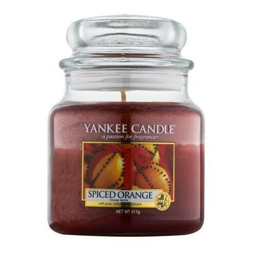 Świeca YANKEE słoik średni Spiced Orange - YSSSO, YSSSO
