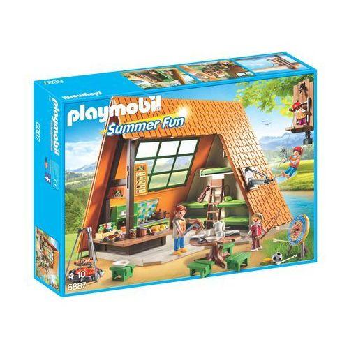 Playmobil FAMILY FUN Obóz wakacyjny 6887