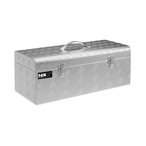 skrzynka narzędziowa - aluminium - 31 l msw-atb-575 - 3 lata gwarancji marki Msw