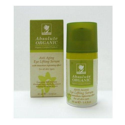 Przeciwzmarszczkowe serum liftingujące pod oczy 30 ml marki Absolute organic