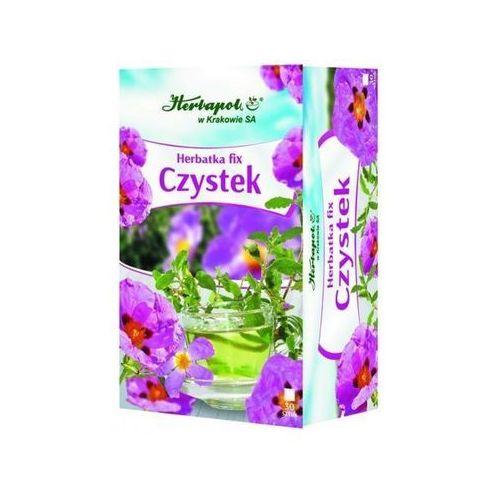 Czystek herbatka fix 1,3g x 30 saszetek marki Herbapol kraków