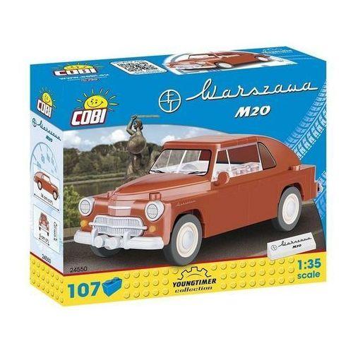Cars Warszawa M20 107 klocków