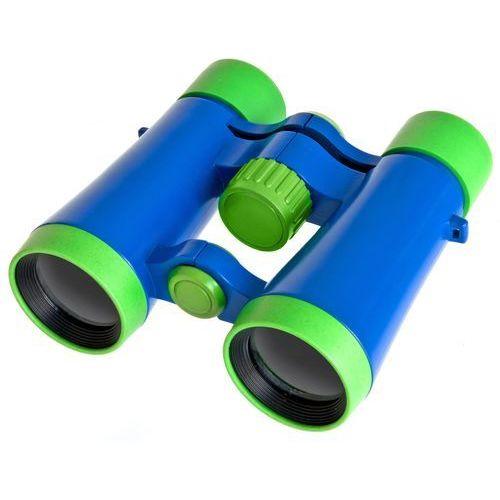Lornetka junior kids binocular 4x30 green/blue (8880433) darmowy odbiór w 21 miastach! marki Bresser. Najniższe ceny, najlepsze promocje w sklepach, opinie.