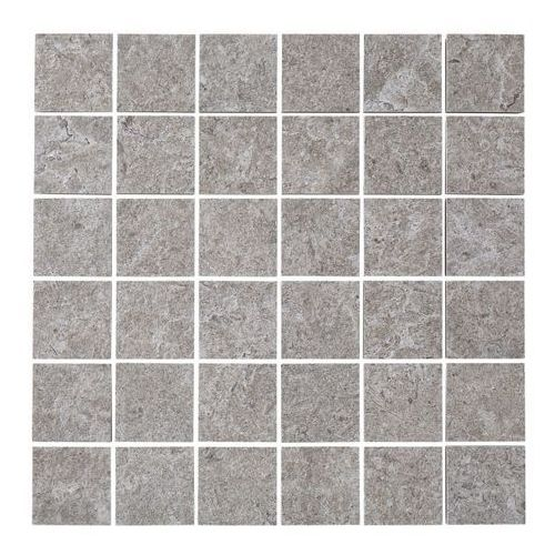 Mozaika Soft lime stone Colours 30 x 30 cm szary (3663602688419)