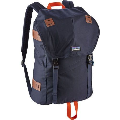 Patagonia arbor pack 26l plecak navy blue/paintbrush red