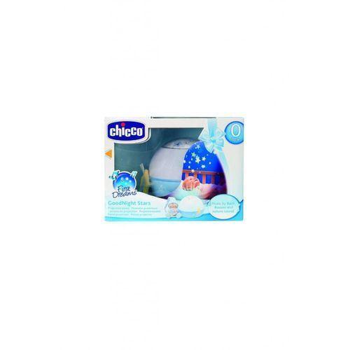 Chicco  chicco projektor gwiazde k niebieski (8059147059855)