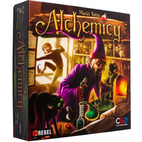 Rebel Alchemicy (alchemists)