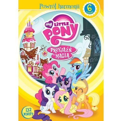 My little pony: przyjaźń to magia, część 6 (dvd) marki Galapagos