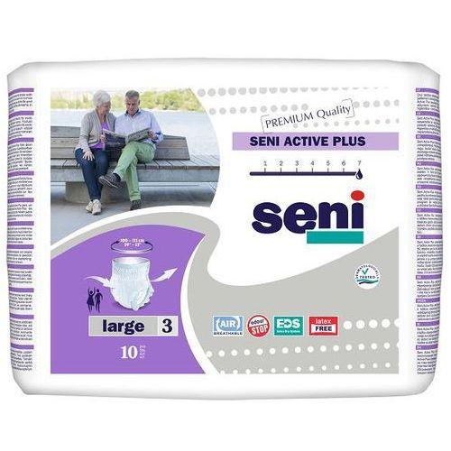 Majtki chłonne Seni Active Plus (3) Large 10szt.