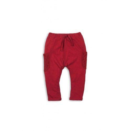 Minoti Spodnie dresowe dziewczęce 3m34ag (5033819774171)
