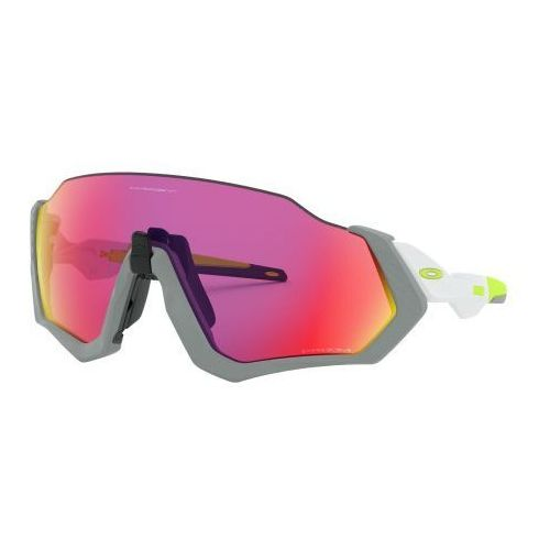 Oakley Okulary flight jacket matte fog prizm road oo9401-10