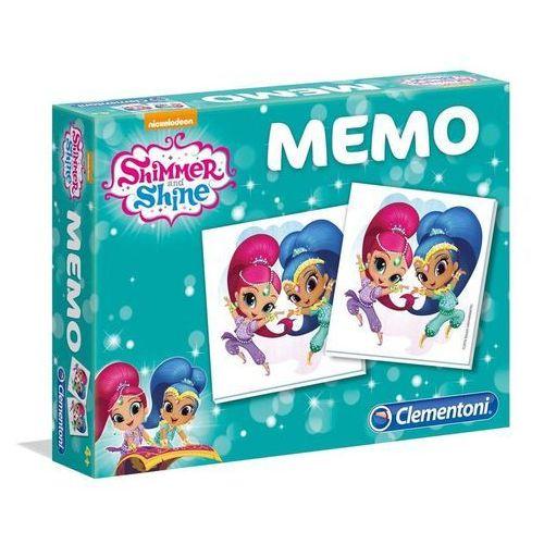 Memo shimmer i shine - marki Clementoni