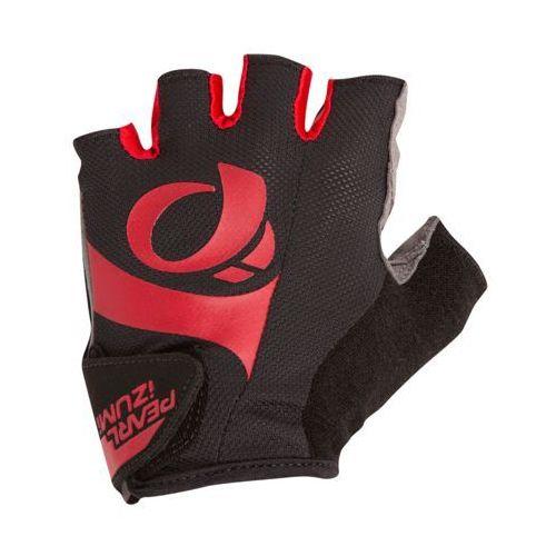 select - rękawiczki rowerowe męskie (czarno-czerwony) marki Pearl izumi