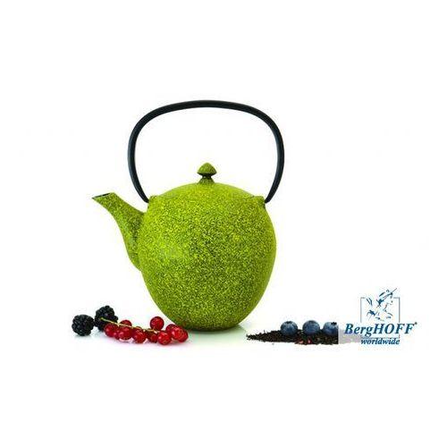 Zaparzacz do herbaty 1,1 l żeliwny zielony marki Berghoff