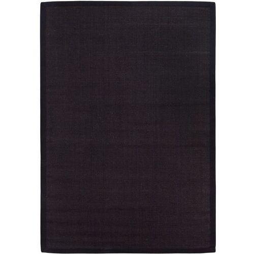 Dywan sisal black/black 68x300 marki Arte