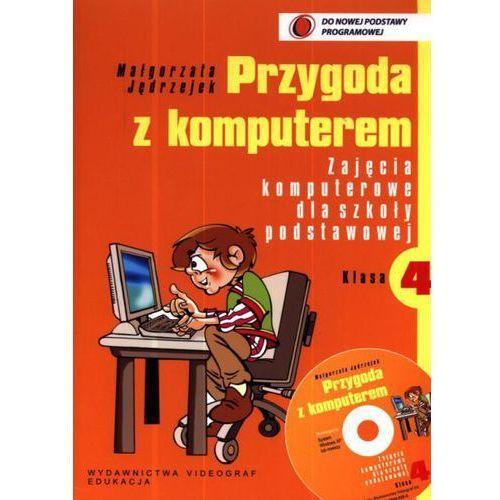 Informatyka SP KL 4. Podręcznik. Przygoda z komputerem (2012) (9788378350255)