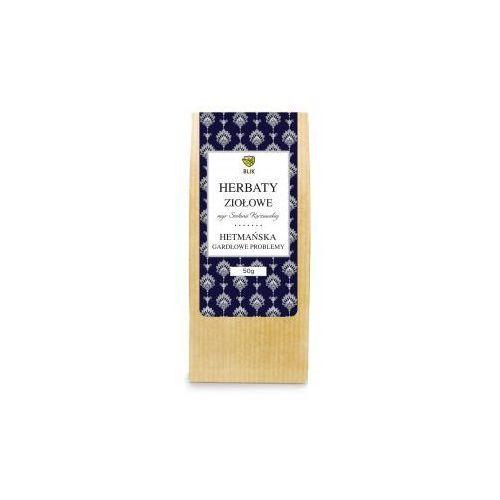 Herbata Hetmańska - Gardłowe Problemy