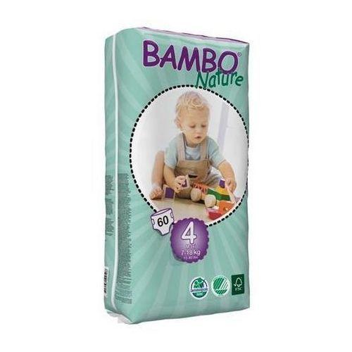 Bambo Nature Maxi 7-18kg, 60szt. z kategorii Pieluchy jednorazowe