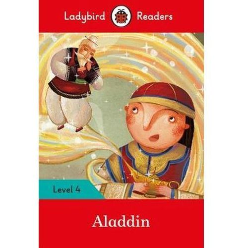 Aladdin Ladybird Readers Level 4 (64 str.)