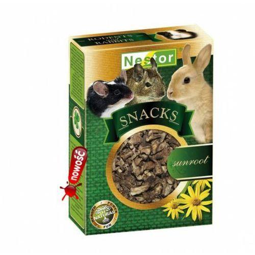NESTOR Snacks Premium przekąska dla gryzoni i królików - Topinambur - produkt z kategorii- Pokarmy dla gryzoni