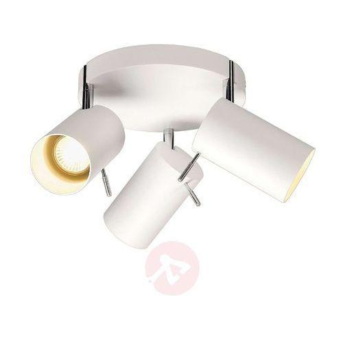 Lampa punktowa SLV 147414 GU10, (ØxW) 20 cmx17 cm, Biały (4024163131209)
