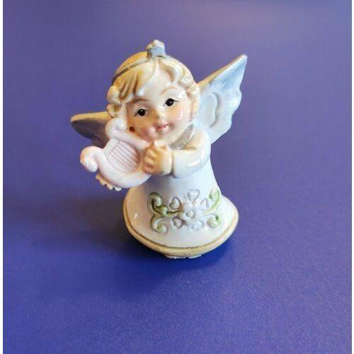 Praca zbiorowa Figurka aniołek 0980