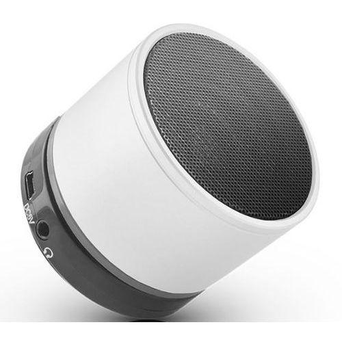 Forever Głośnik  głośnik bluetooth bs-100 biały - zakupy dla firm - 5900495315311 darmowy odbiór w 19 miastach! (5900495315311)
